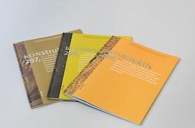 Grafisches Basiskonzept: Bohatsch und Partner (Wien); Gassner Redolfi (Schlins); Weiterentwicklung ap media